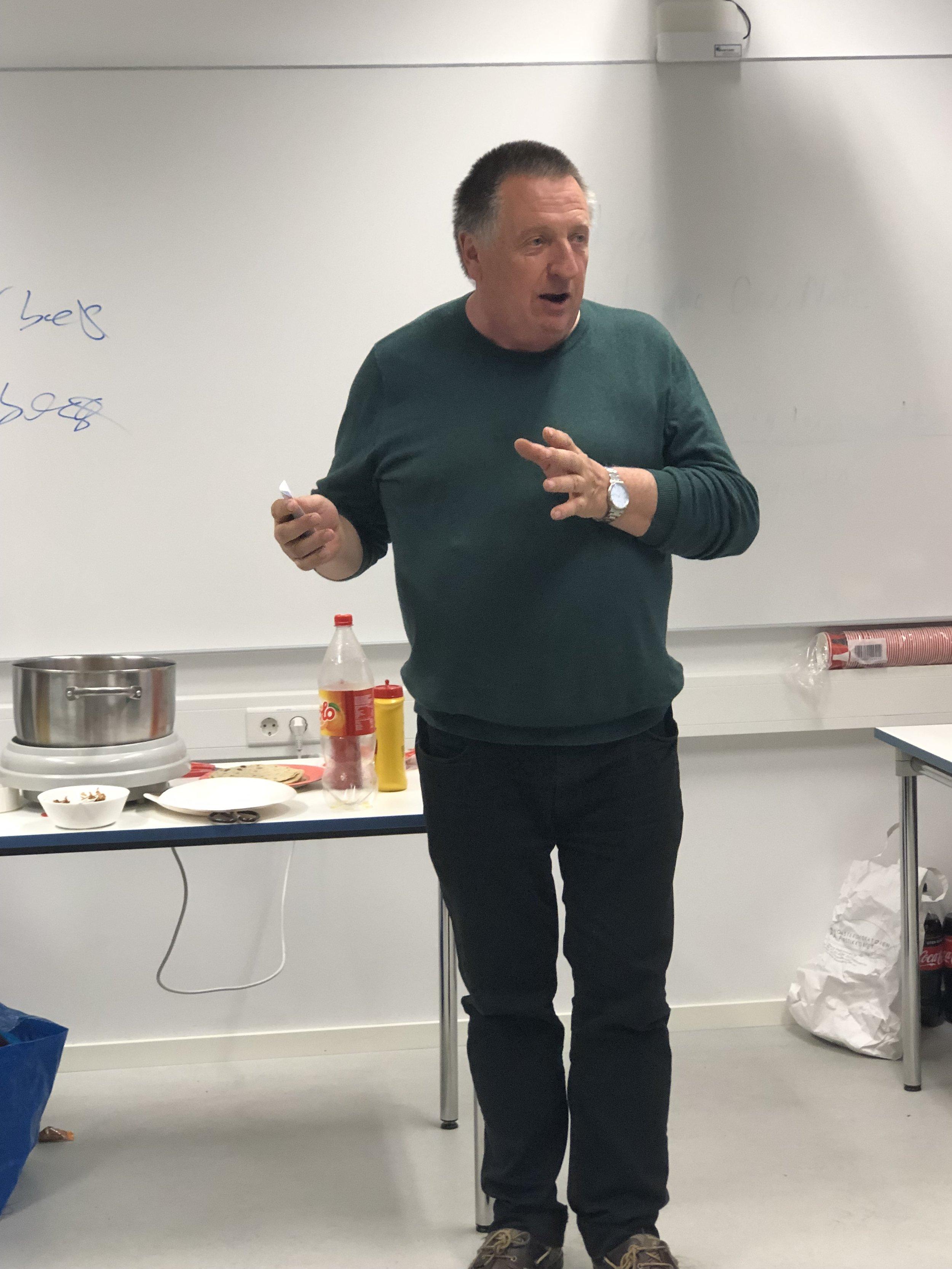 Henning Hagelund skaper spenning rundt Perseprisen
