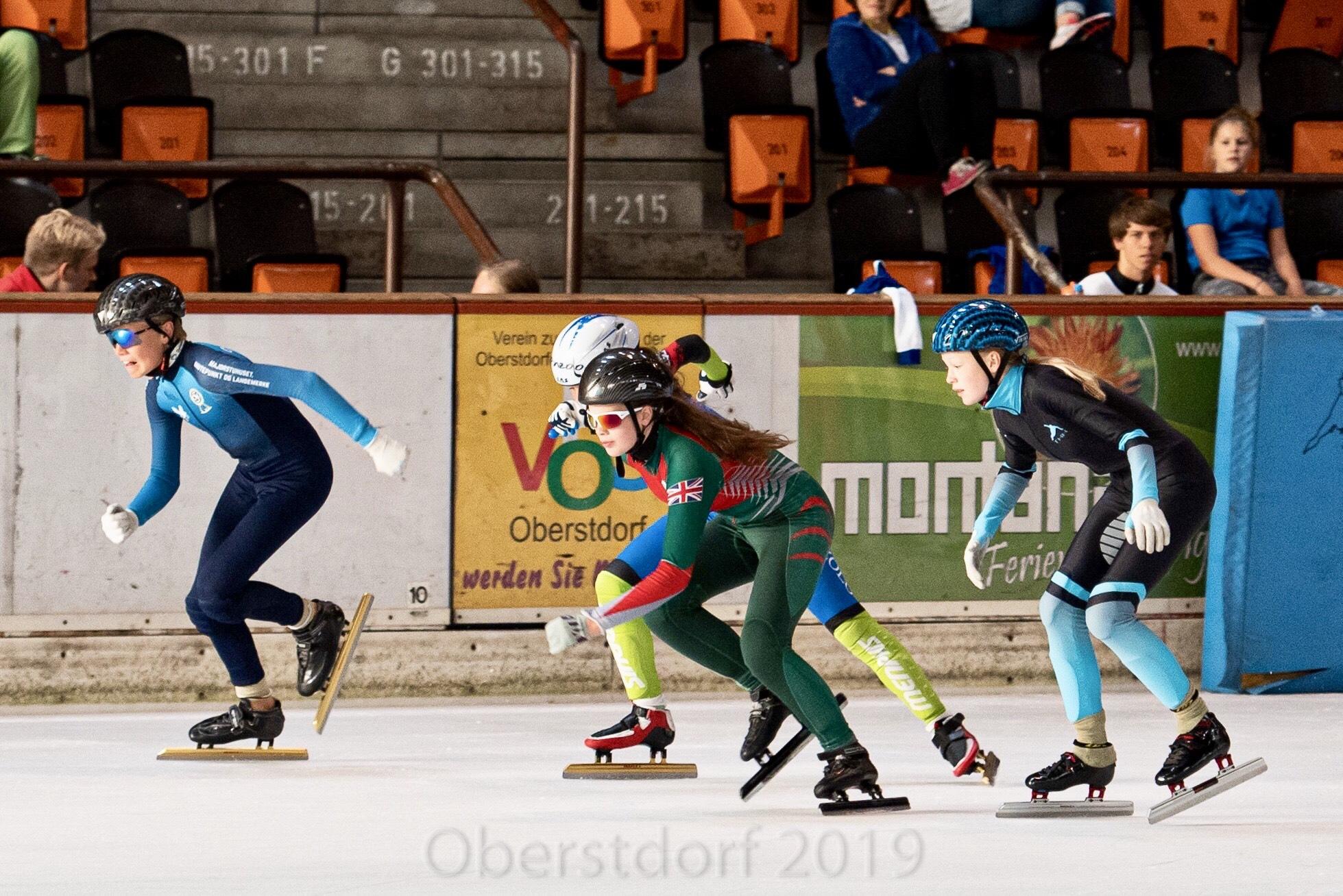 Trening gruppe 4 (Foto: Mark Damen)