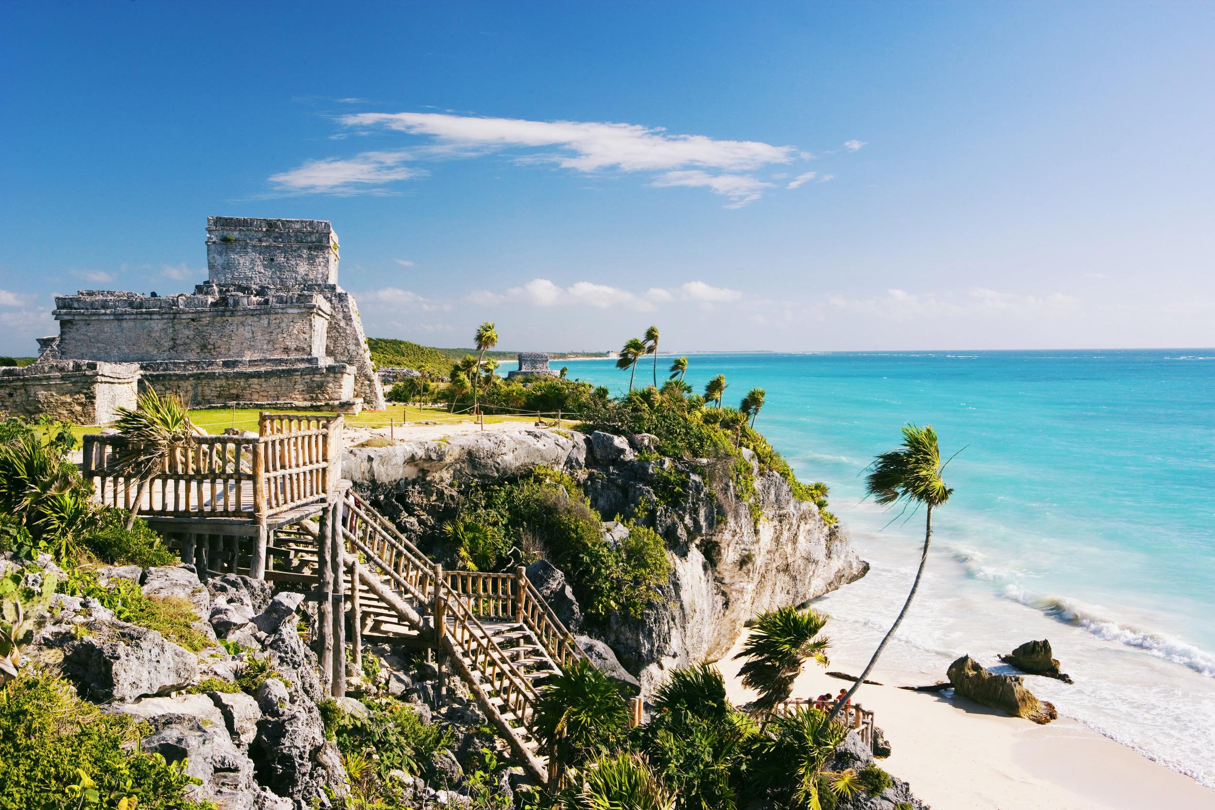 Mexico hoteis e roteiros de viagem