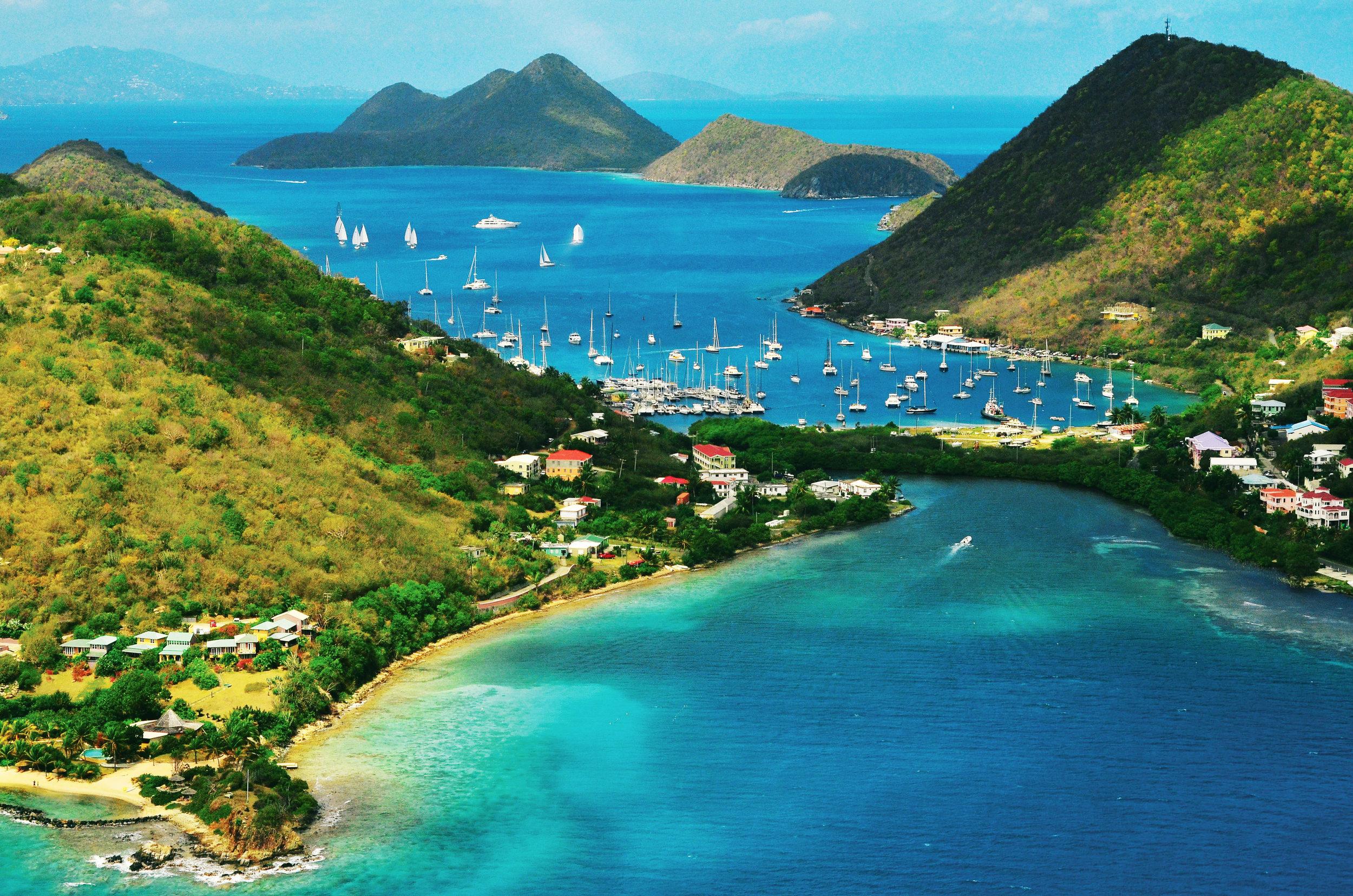 Ilhas Virgens Britanicas hoteis e roteiros de viagem
