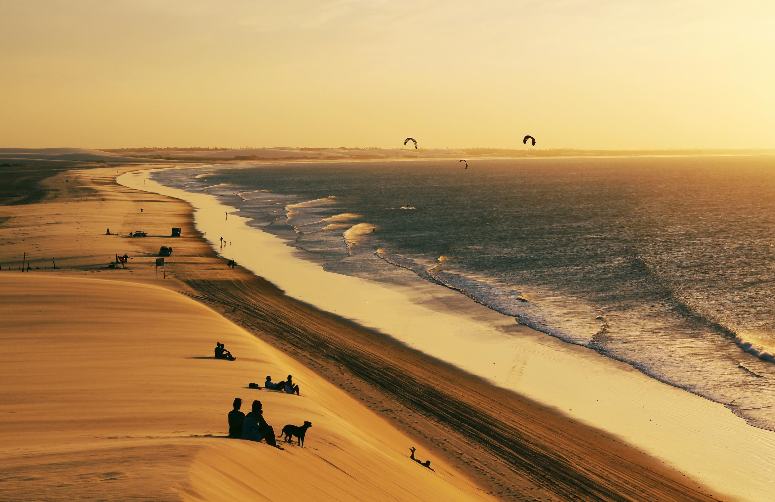 Brasil hotéis e roteiros de viagem