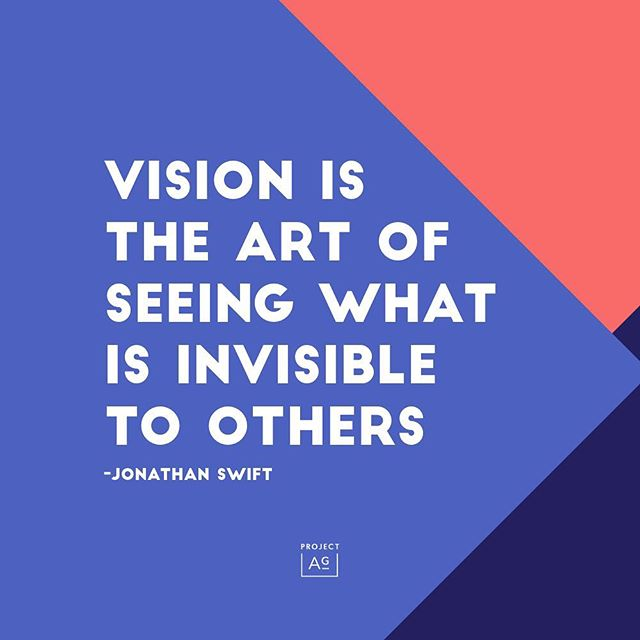 Truth. #vision #thinkbig #jonathanswift #listentoyourbigwhisper