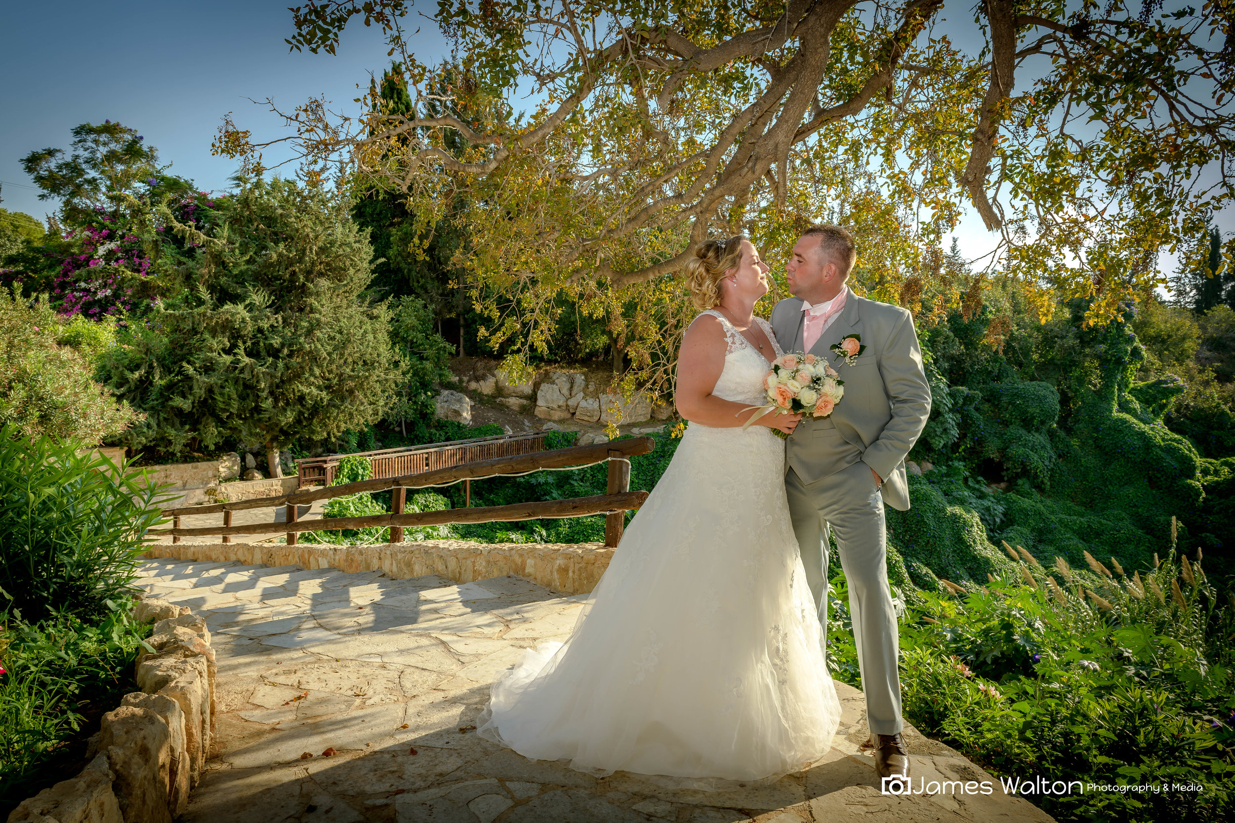 James and Mike were very professional and made us laugh throughout. They were also our witnesses and made the day stress free. Amazing pictures capturing our day, made the whole experience a pleasure. Thoroughly recommend. - Kelly Dell October 2018