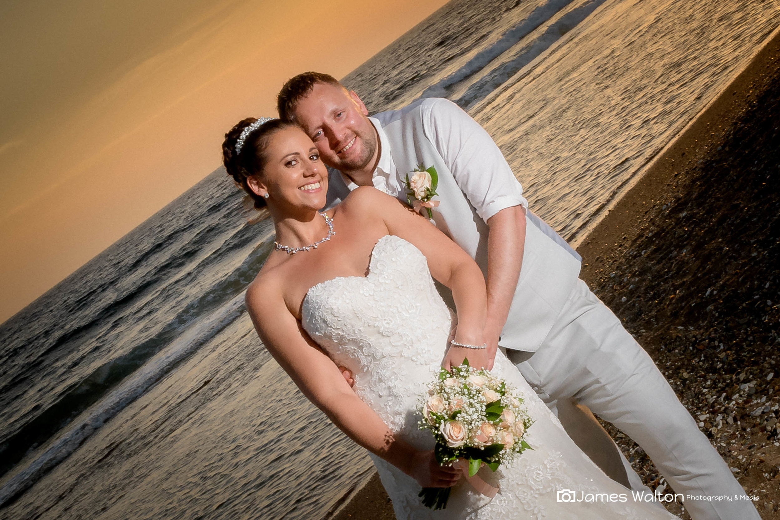 Highly recommend James we are so pleased with our daughters wedding photos thank you xx - Collette BlaineyMother of Francesca Bray
