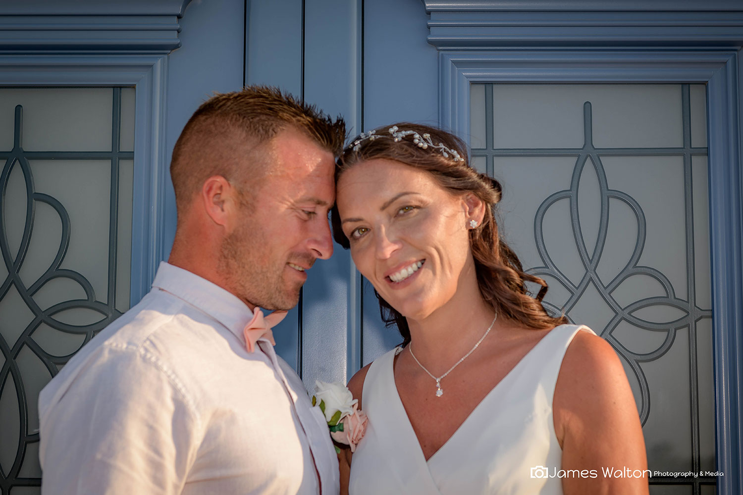 James is a lovely guy who makes you feel relaxed, he has caught some really lovely natural shots of our vow renewal as well as taking requested photos we asked for. Would definitely recommend these guys 😀 thanks again james xx - Mr & Mrs Pickett Vow renewal 5 September 2019