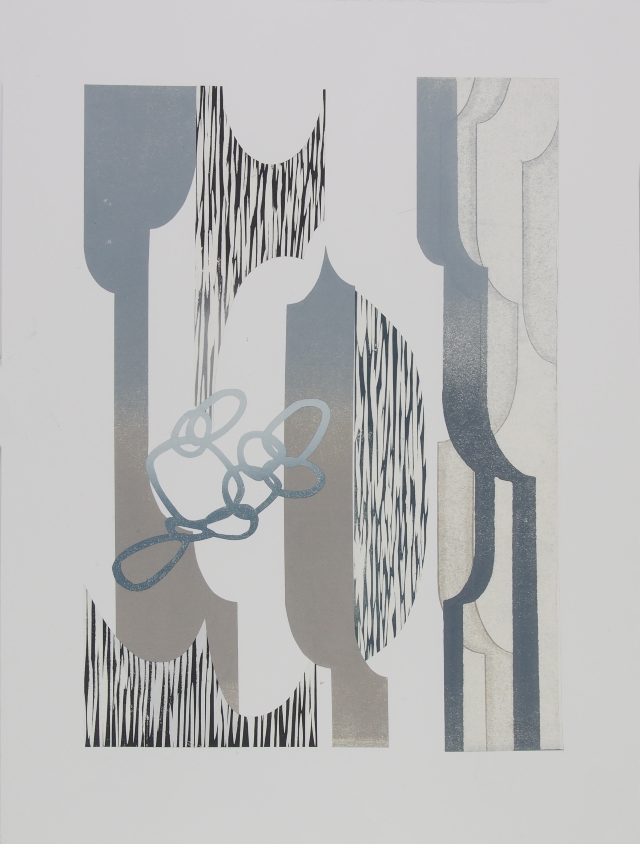 Fuyu no Nij VIIi, 36.5 x 28cm