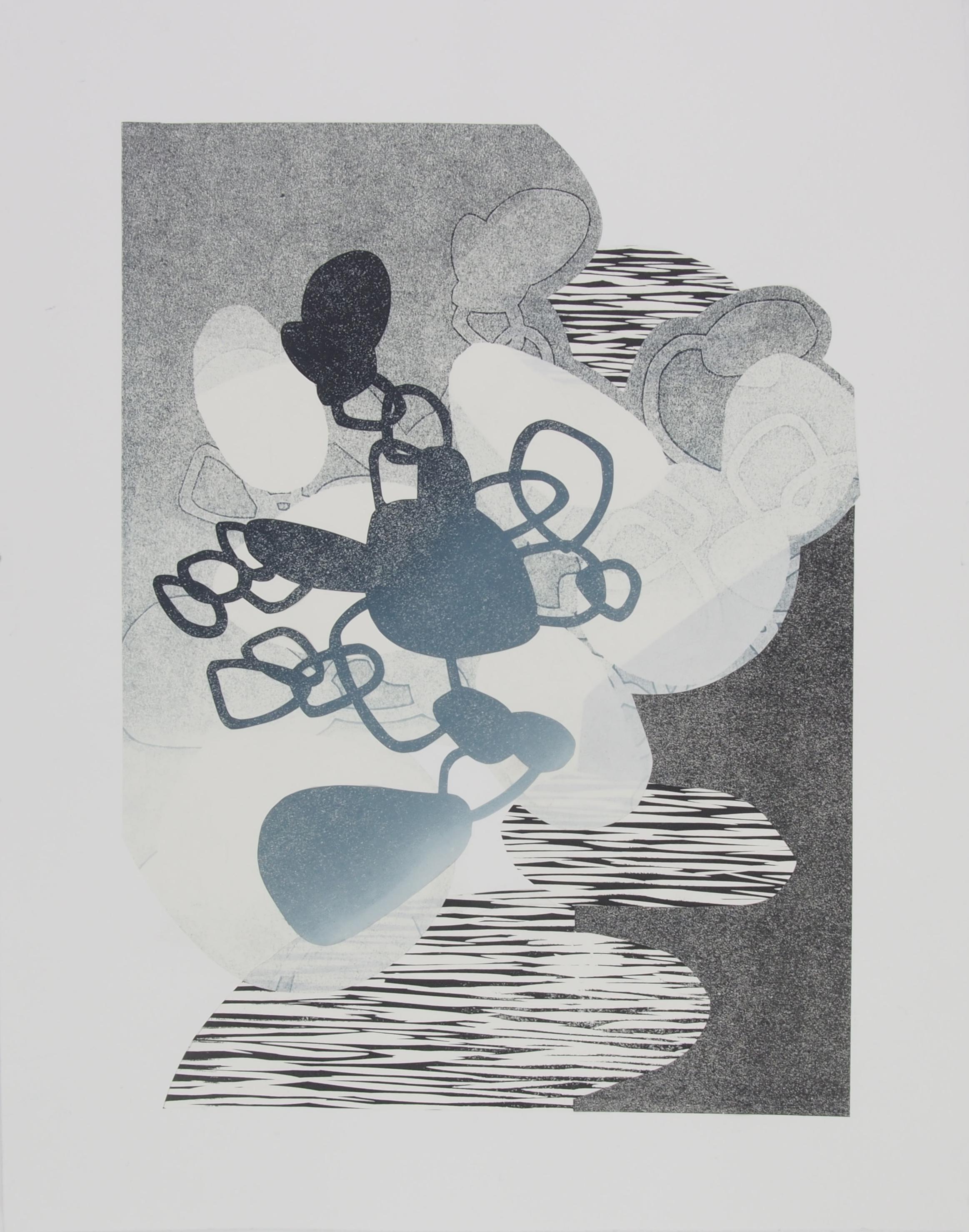 Fuyu no Niji VIII, 36.5 x 28cm
