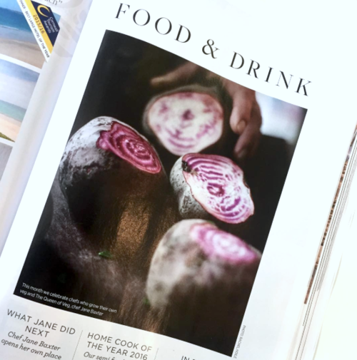 WA featured in the   Devon Life   - Food & Drink section!