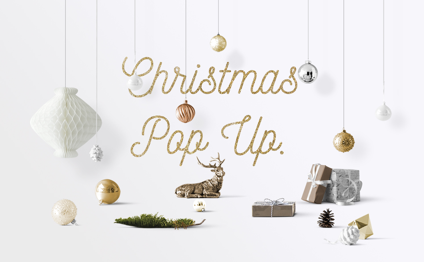 The Pop-Up Collective are back at Wild Artichokes for an all day Christmas shopping special!  - With goodies from The Forest & Co., Ruby Cubes, Love Lammie, Helen Butler Jewellery, SØREN Design, Pippi & Me, Oliver & Purchase, Rachael Foster, Kelpies and Selkies, Bronia Bronia and Pretty Local, it's a perfect chance to tick a few Christmas presents off the list. Of course, a shopping trip wouldn't be complete without a stop for a cuppa (or a glass of wine) and a bite to eat which is why the WA kitchen is open all day for delicious snacks, hot drinks and festive tipples!  Free Entry