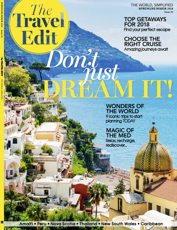 The Travel Edit - Have a little read of a lovely article on our neck of the world