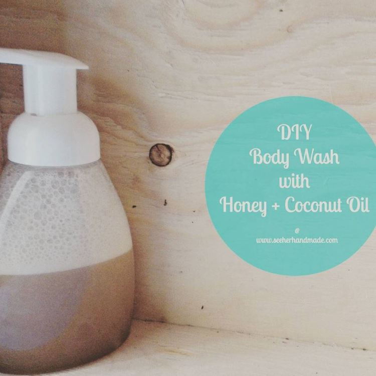 It's about to be a new year, which means a new and clean start! And what better way to get a new and clean start than to make your own body wash? Made with Three Simple Ingredients...