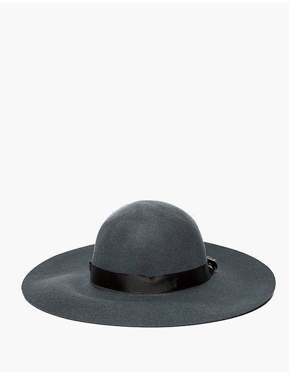 Ark Lalia Floppy Feather Detail Hat    195827.3835931  £7.00