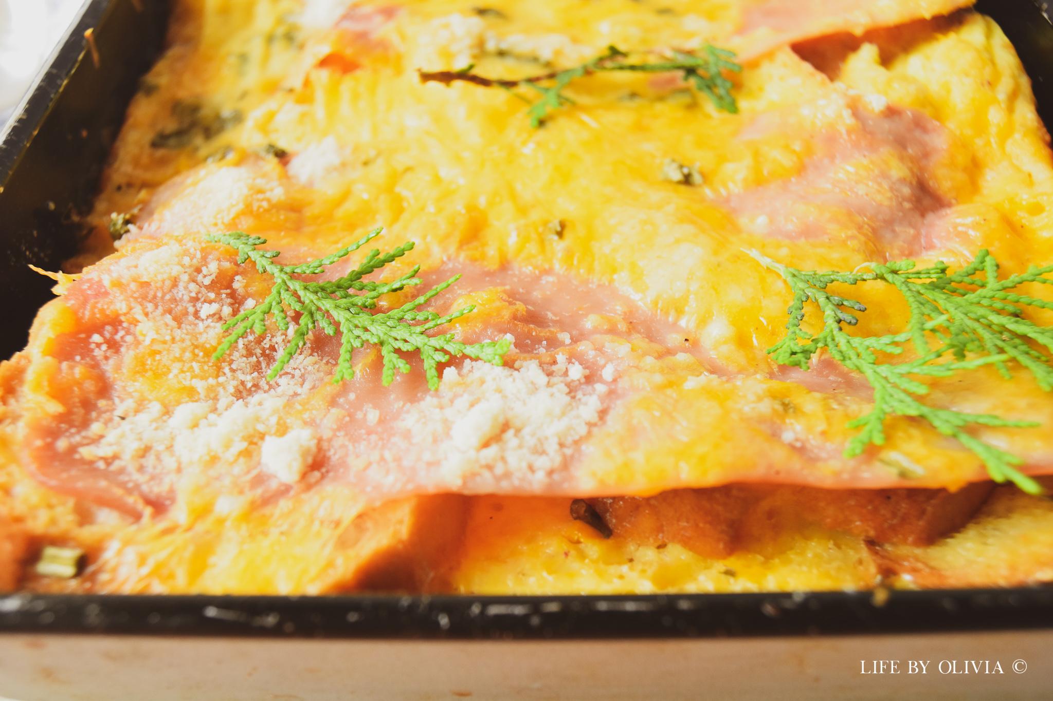 Savoury Ham and Cheese Bread Pudding 2.jpg
