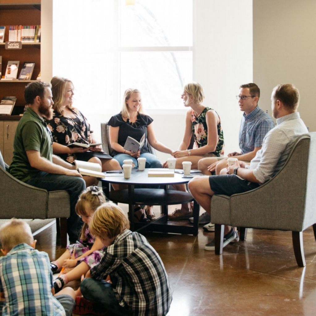 Connect Groups - Connect groups are one of the primary ways we build community and learn together. These groups of 8-12 people meet regularly for about 12-18 months to study God's Word, participate in service projects, and grow closer to Christ together.