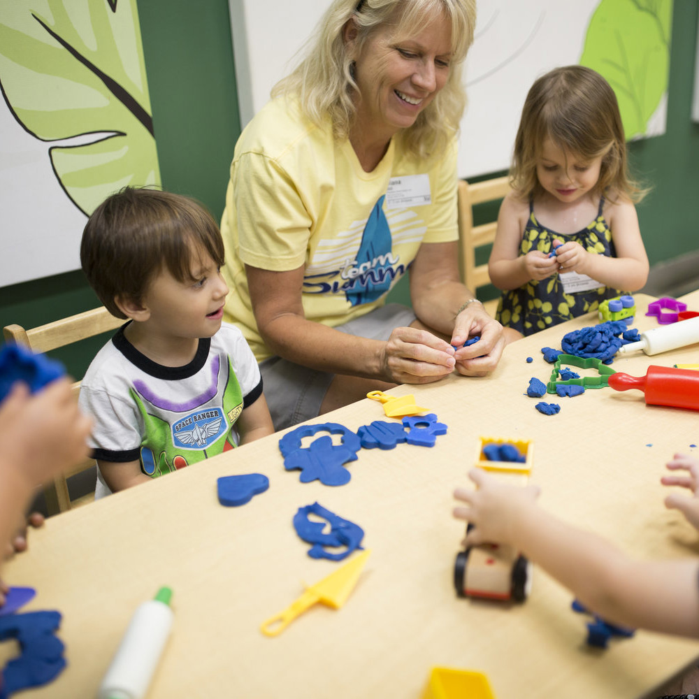 Stepping Stones - In Stepping Stones, we want your child to walk away knowing three things: God made them, God loves them, and Jesus wants to be their friend forever! It is our hope that your child would love church, and everything we do is designed intentionally with them in mind.Stepping Stones is for 3-month-olds to 5-year-olds and is available during all services at our Herndon, Lake Mary, and Waterford Campuses.This month in Stepping Stones