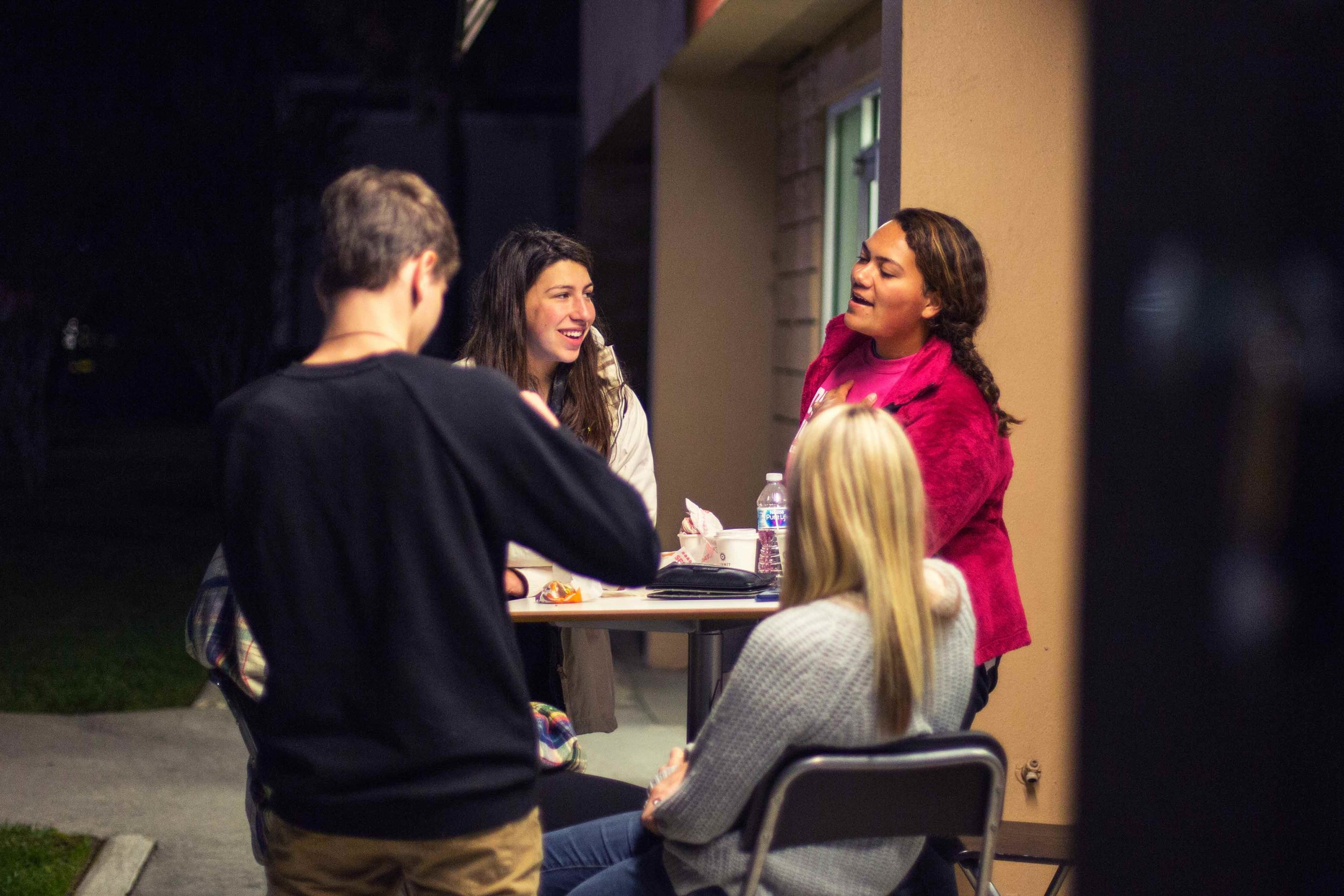 Edge | High School - Sundays at 6:30-8:30 p.m. | Herndon, Lake Mary, and Waterford Campuses