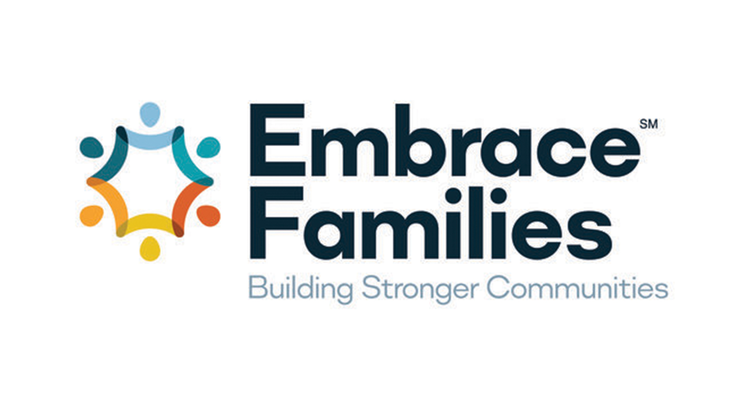 Embrace Families   Embrace Families supports children through foster care, adoption, mentoring, and beyond to ensure that children in unsafe situations move toward brighter futures. They offer PRIDE training classes for prospective foster parents who wish to obtain their license to foster.