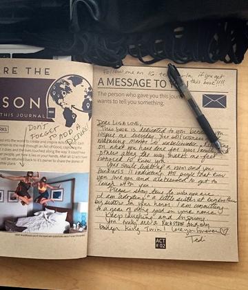 Journal #:  766