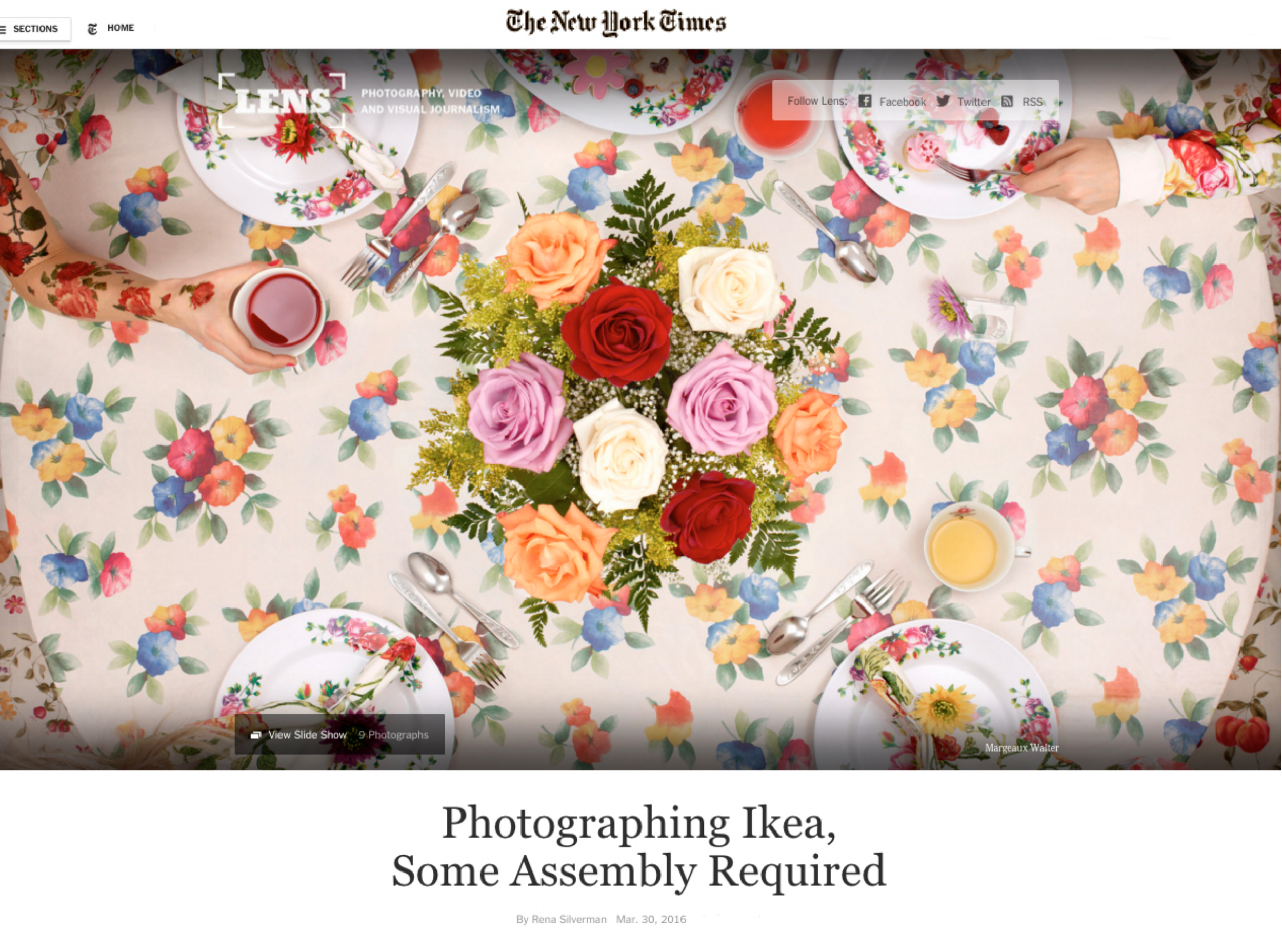 - NYTimes Feature: http://lens.blogs.nytimes.com