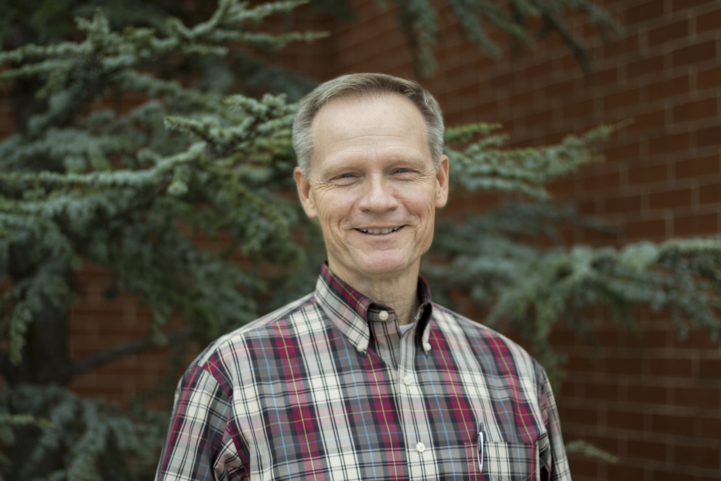 Bill VanBuskirk    Minister of Global Missions & Benevolence