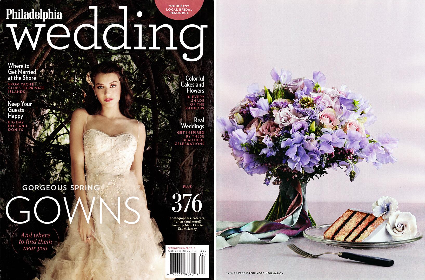 Philadelphia Wedding Spring Summer 2016