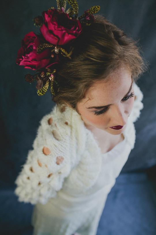 Sullivan-Owen-Floral-Fascinator-Hot-Pink-Orchid-Philadelphia