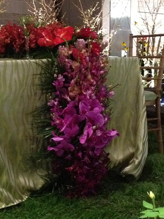 Sullivan-Owen-Floral-Runner-Philadelphia-Flower-Show-2012