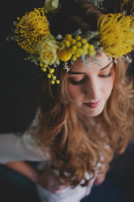 Yellow-Protea-Floral-Crown-Sullivan-Owen-Philadelphia