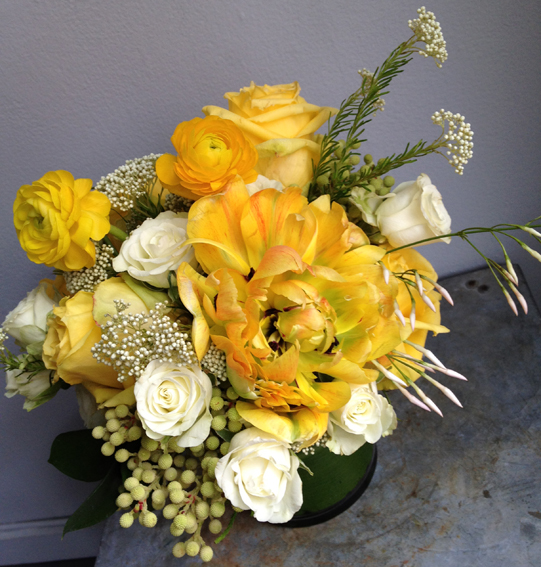 Sullivan-Owen-Floral-Design-Philadelphia-Yellow-Tulip