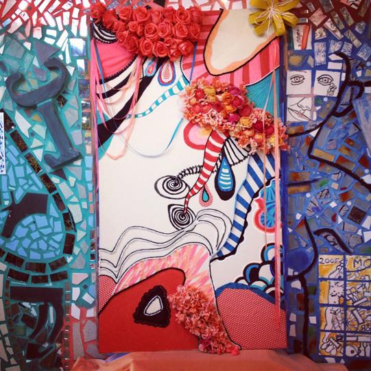 Sullivan-Owen-Philadelphia-Florist-Floral-Collage-Yellena-Inspired