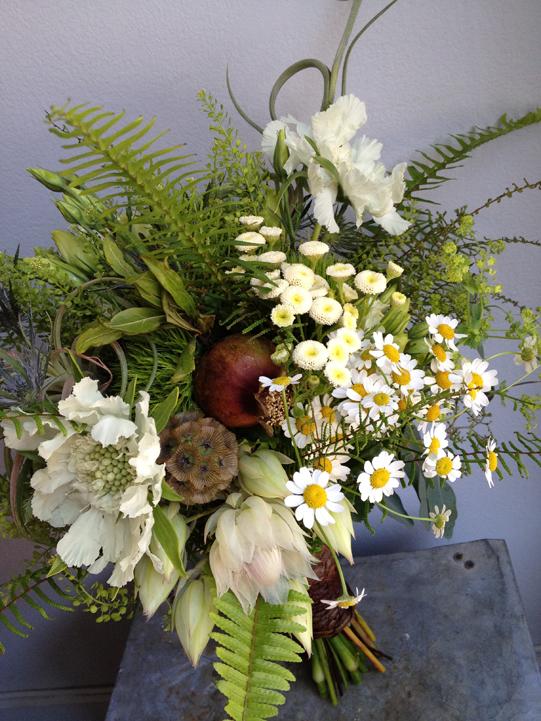 Sullivan-Owen-Philadelphia-Wedding-Florist-Woodsy-Bridal-Bouquet