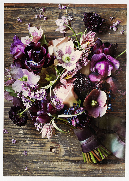 Sullivan-Owen-for-BHLDN-Tulip-Hellebore-Purple-Bridal-Bouquet