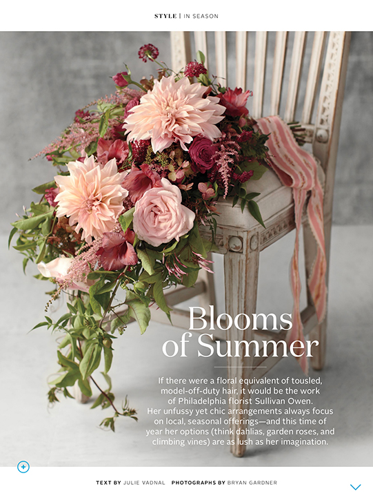 Sullivan-Owen-Martha-Stewart-Weddings-Feature-Summer-Bridal-Bouquet-Philadelphia