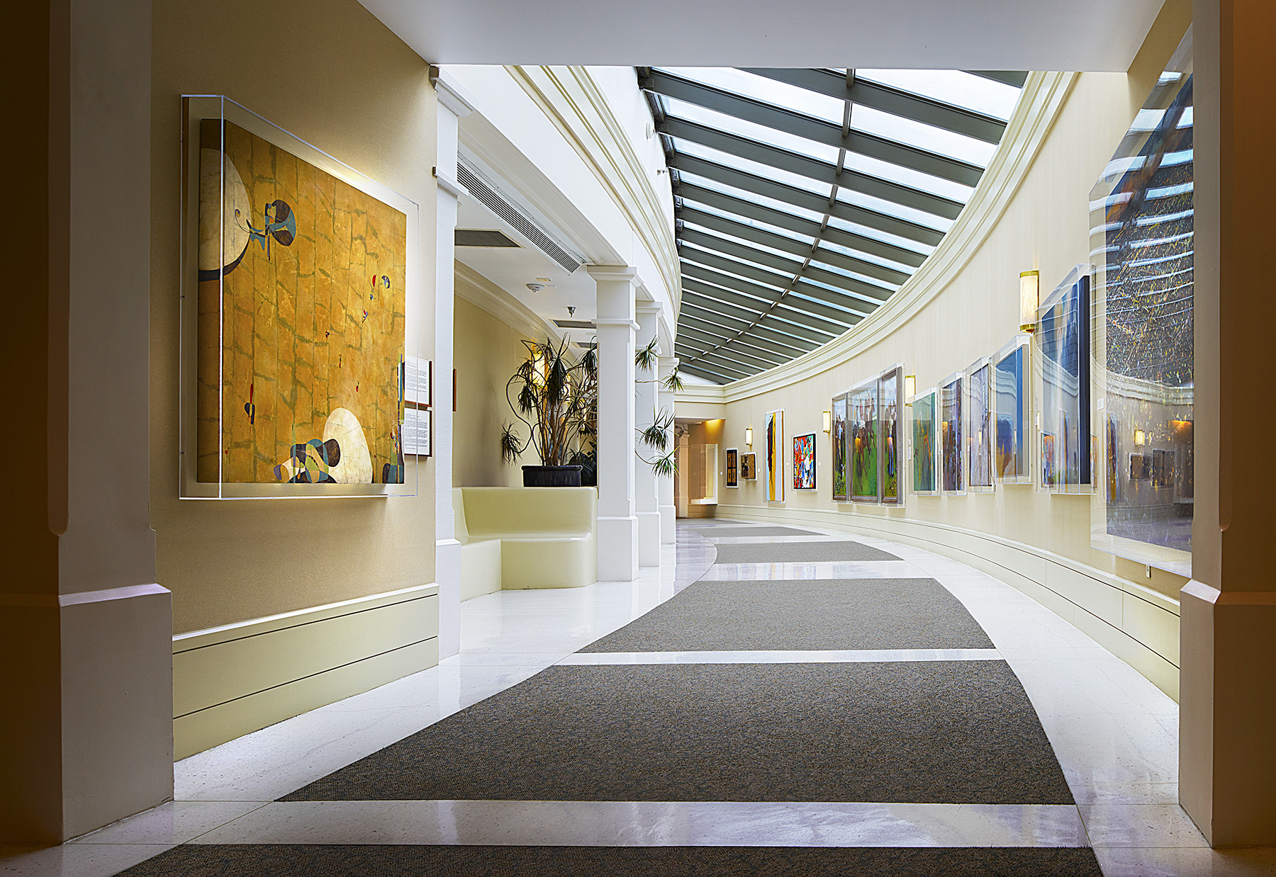 New Mexico Capitol Art Collection