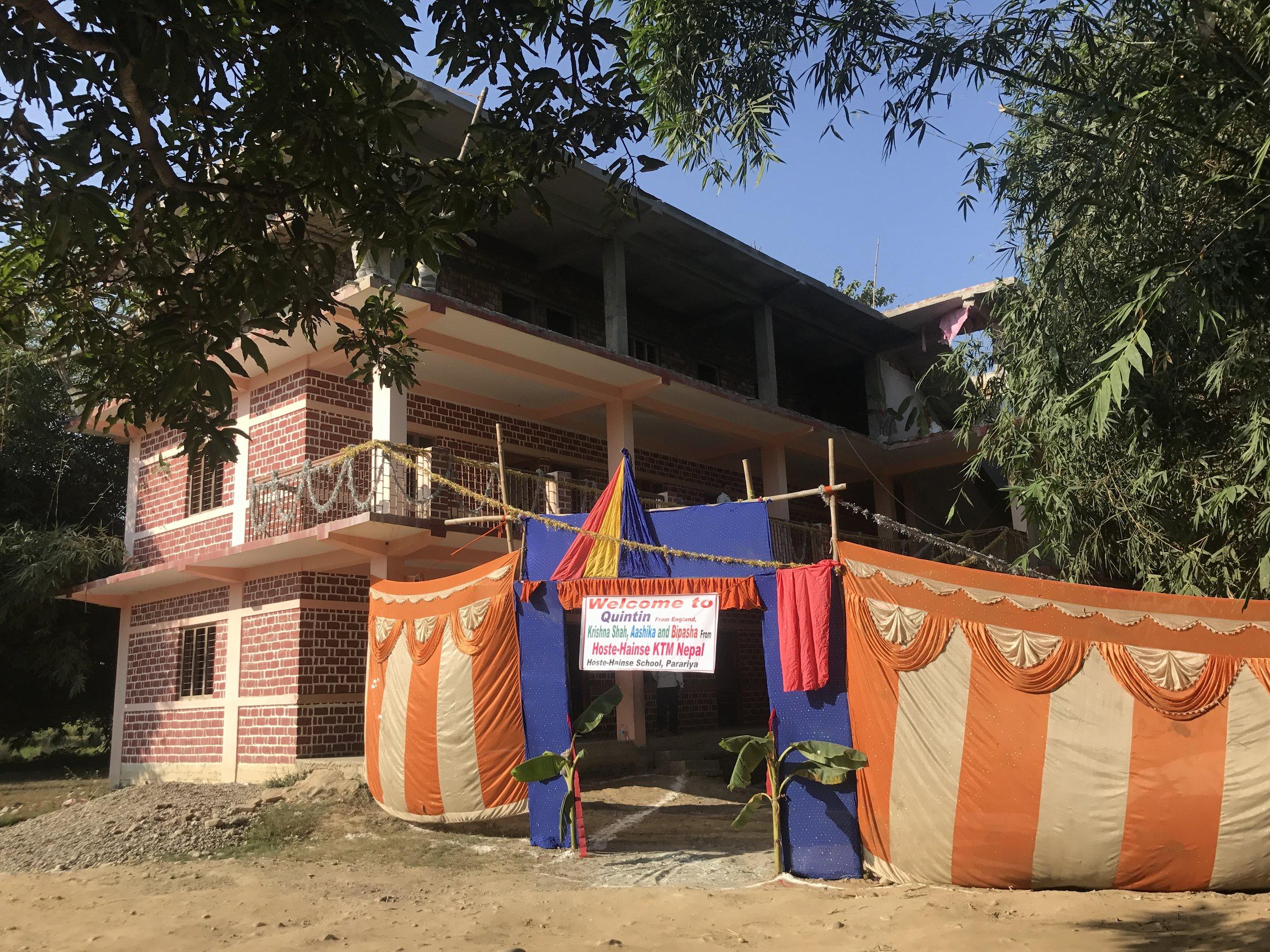 PADARYIA SECONDARY SCHOOL