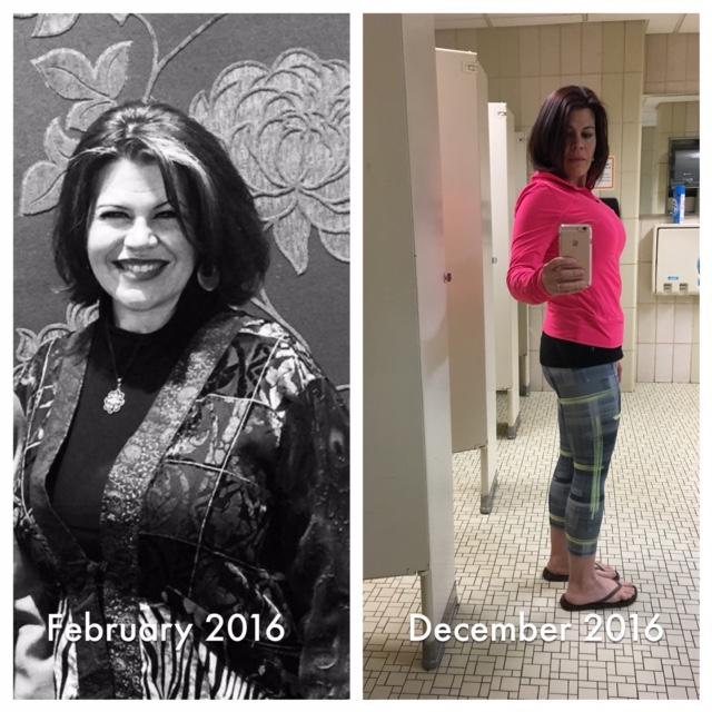 Donna before, Donna now, still in progress