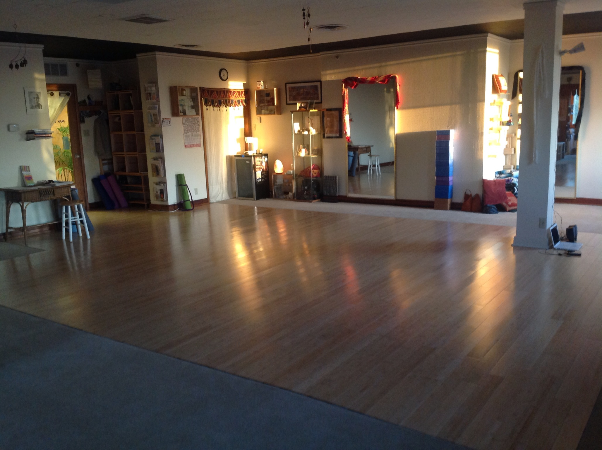 Come fill this space with your beautiful selves.