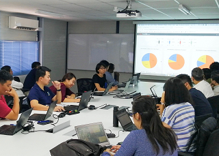 JTC Singapore strengthens its collaboration with Lean Station