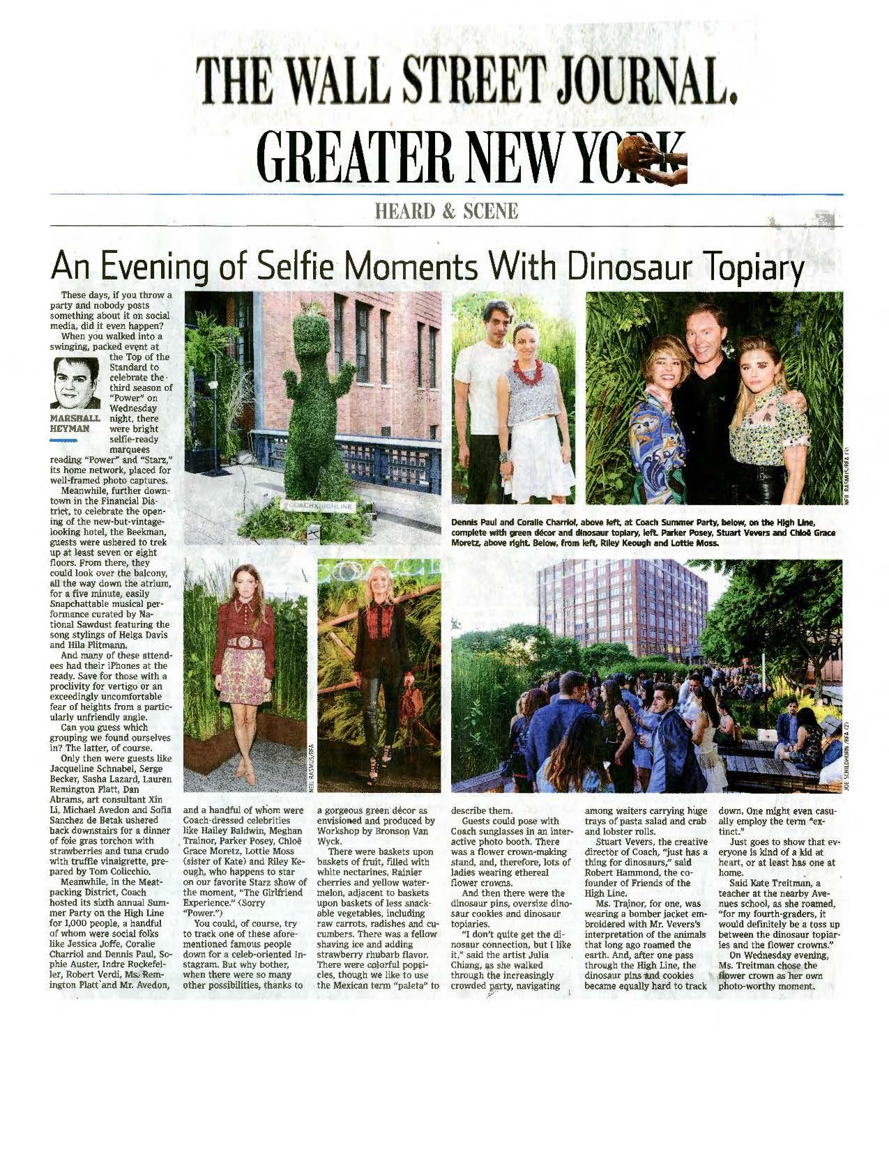 Wall Street Journal - Coach High Line - 6.24.16.jpg