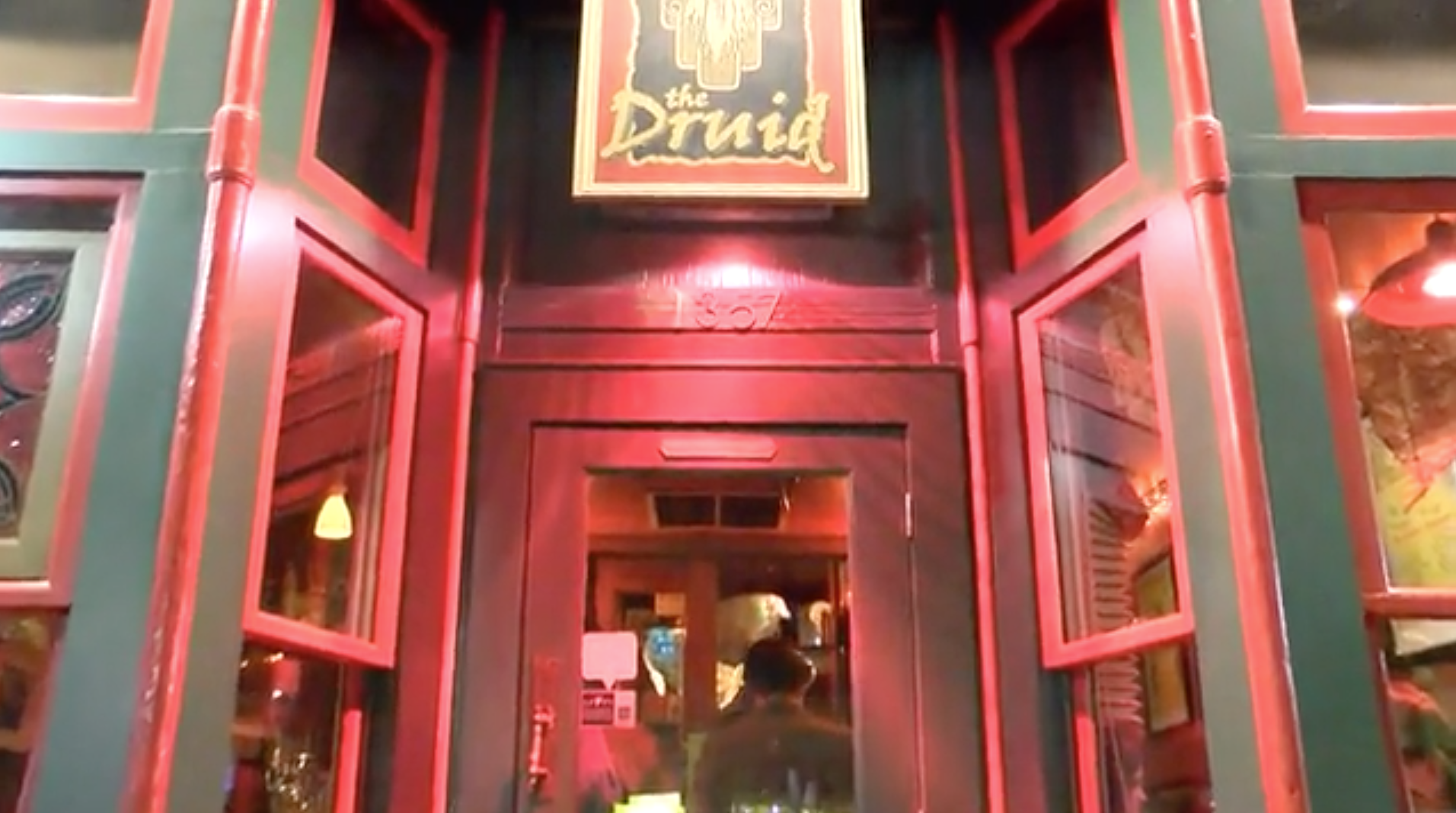 The Druid, Inman Square Click to view video