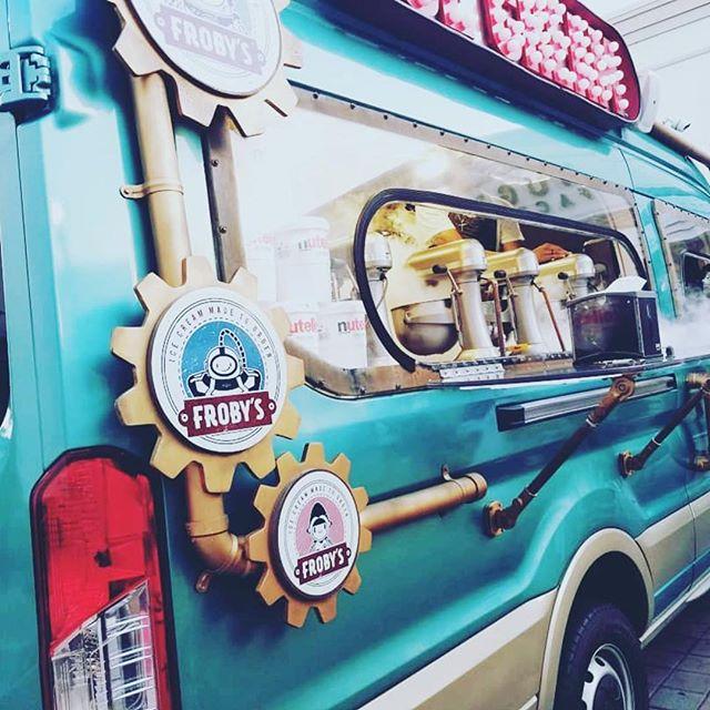 Ice cream 🍨 anyone? || 📸 @nicsully30