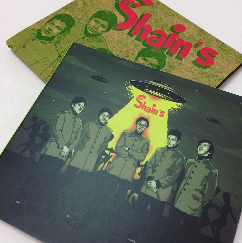 CD Colección  Perú Leyendas  Producido por PLAYMUSIC  LOS SHAINS   Precio: 35 soles