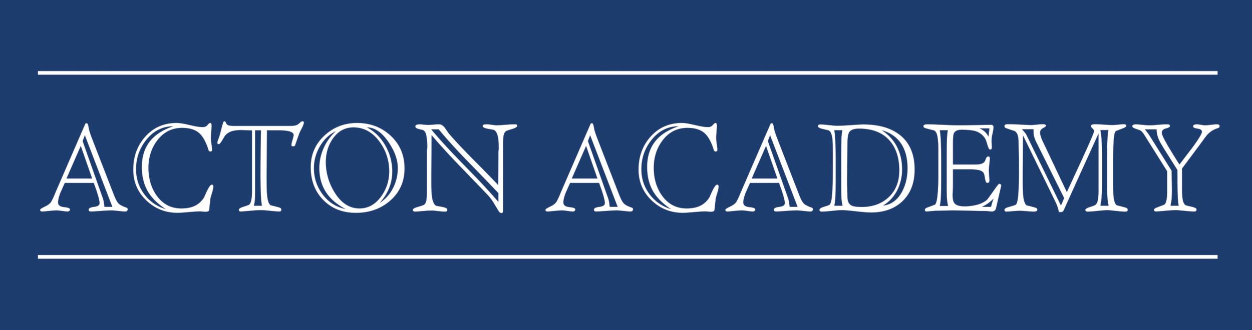 Acton Academy