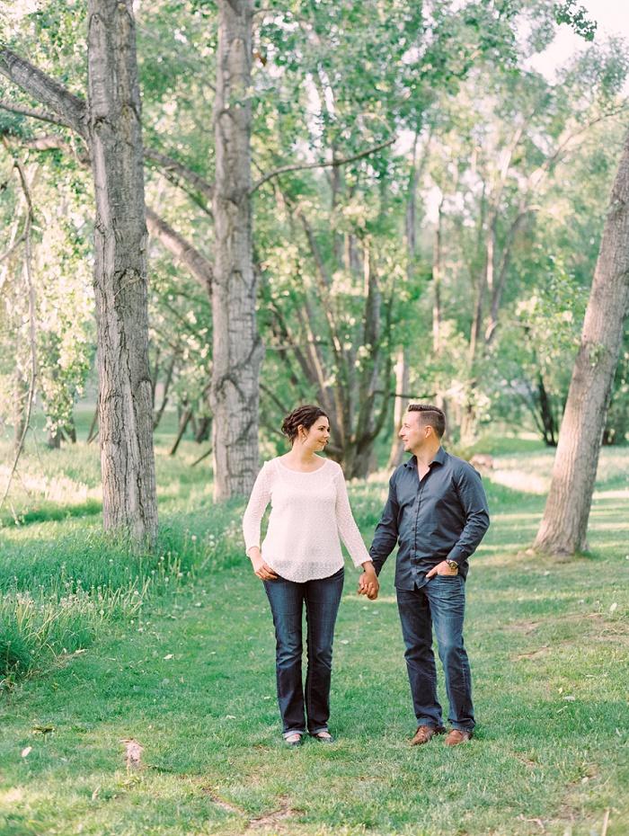 Calgary Wedding Photographer   Justine Milton Photography   Destination Wedding Photographers   Confederation Park Engagement Session