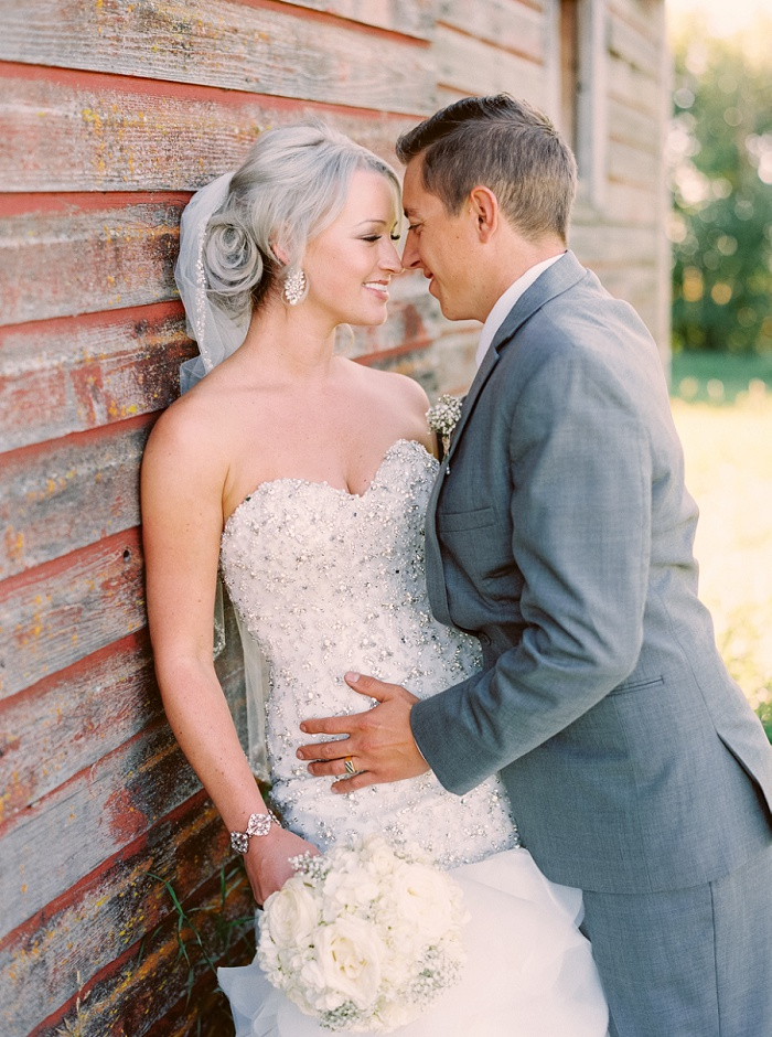 Calgary wedding photographers | country wedding | Justine Milton Photography