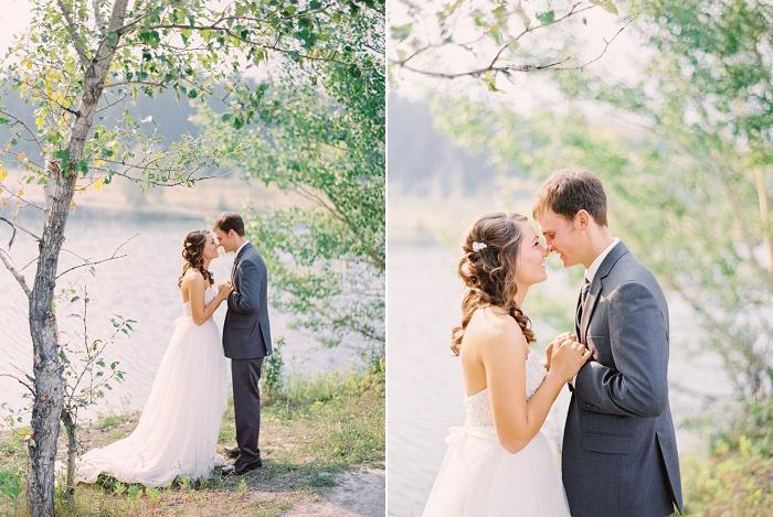 Silvertip Wedding | Canmore Wedding Photographers | Justine Milton Photography
