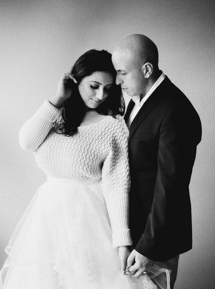 Birds & Honey Anniversary Session | Calgary Wedding Photographers | Justine Milton Photography