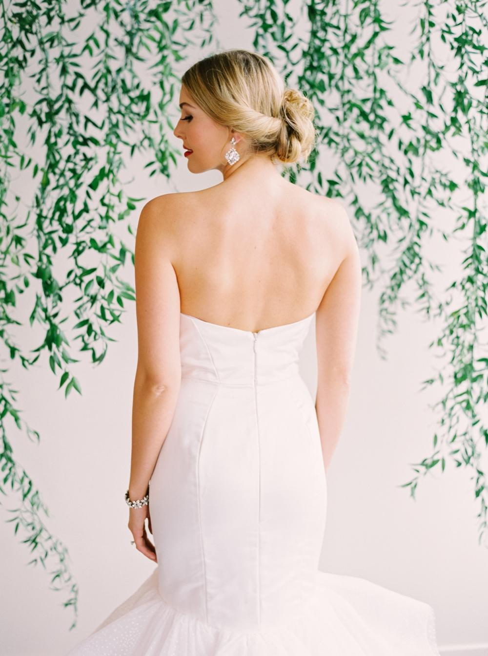Bridal Editorial | Delica Bridal Edmonton | Calgary Wedding Photographers