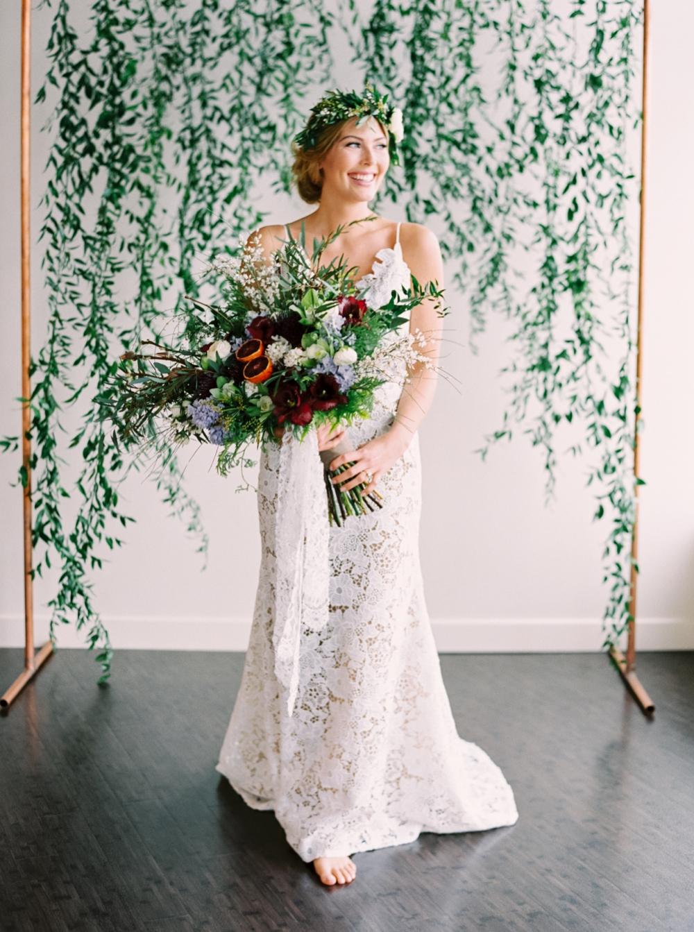 Bridal Editorial   Delica Bridal Edmonton   Calgary Wedding Photographers