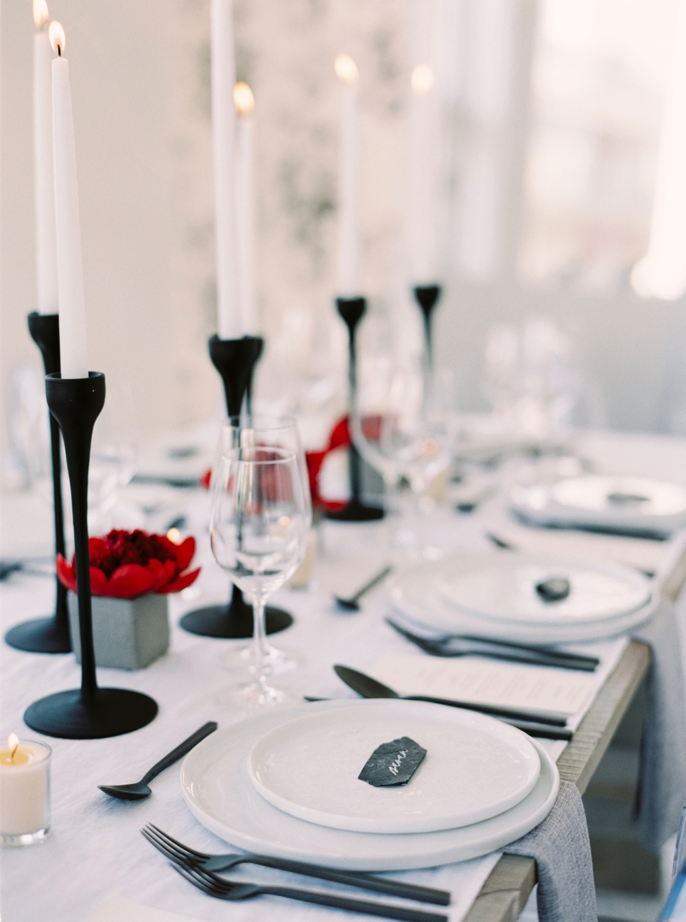 Photography Workshop | Calgary Wedding Photographers | Pearl & Dot Bridal Boutique | Welcome Dinner